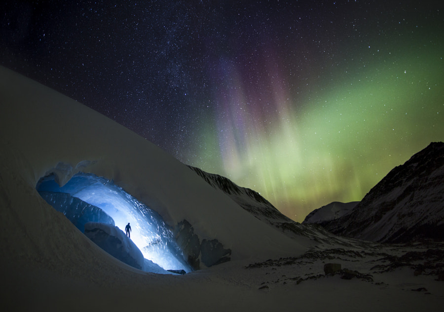 Out Of The Blue by Paul Zizka on 500px.com