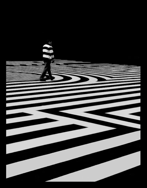 Photograph Striped by Ece Aktansel on 500px