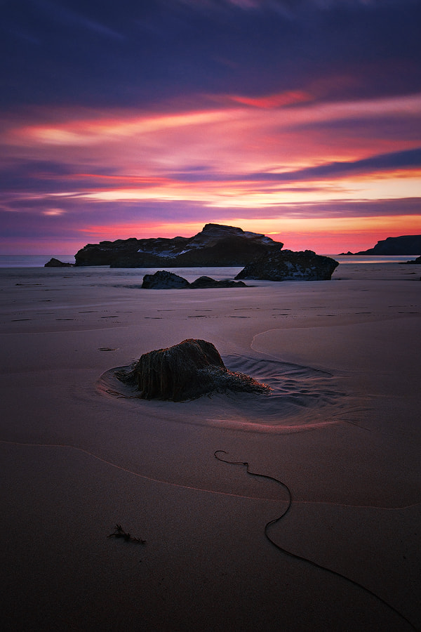Photograph Bedruthan Light by Louis Neville on 500px
