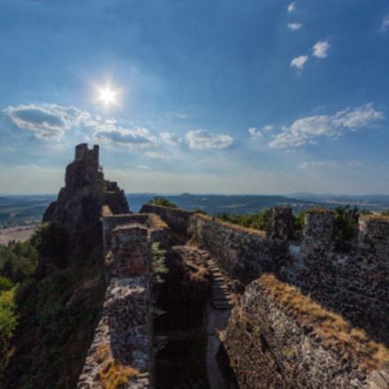 Troskan castle