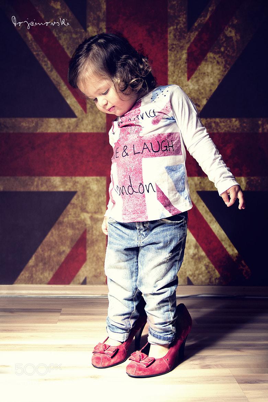 Photograph Little Cutie by Bobi Dojcinovski on 500px