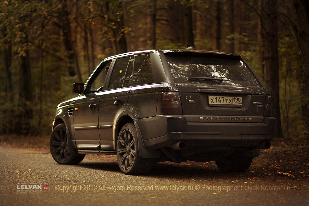 Photograph Range Rover by Konstantin Lelyak on 500px