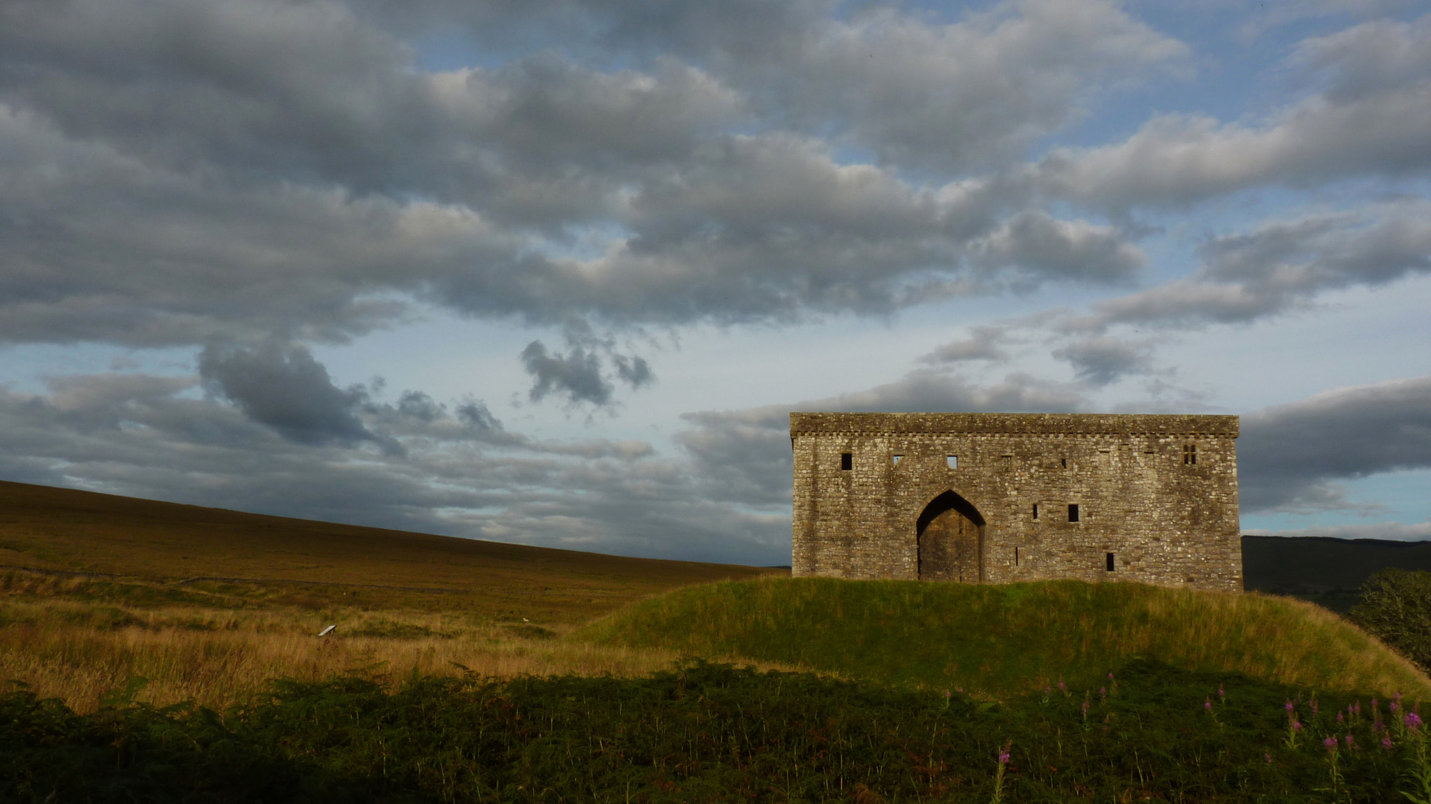 Photograph Hermitage Castle by S Wilkins on 500px
