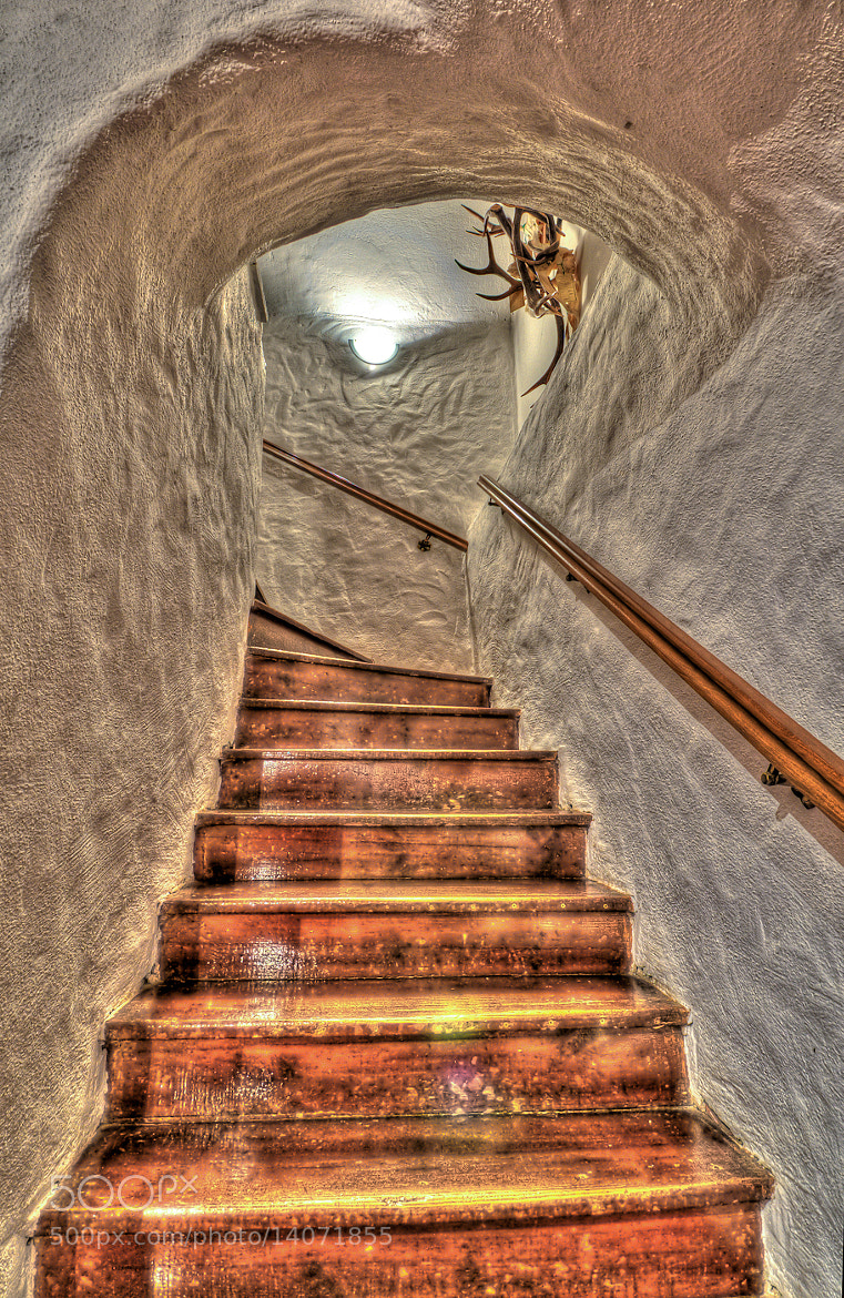 Photograph upstairs by Paul Suess on 500px