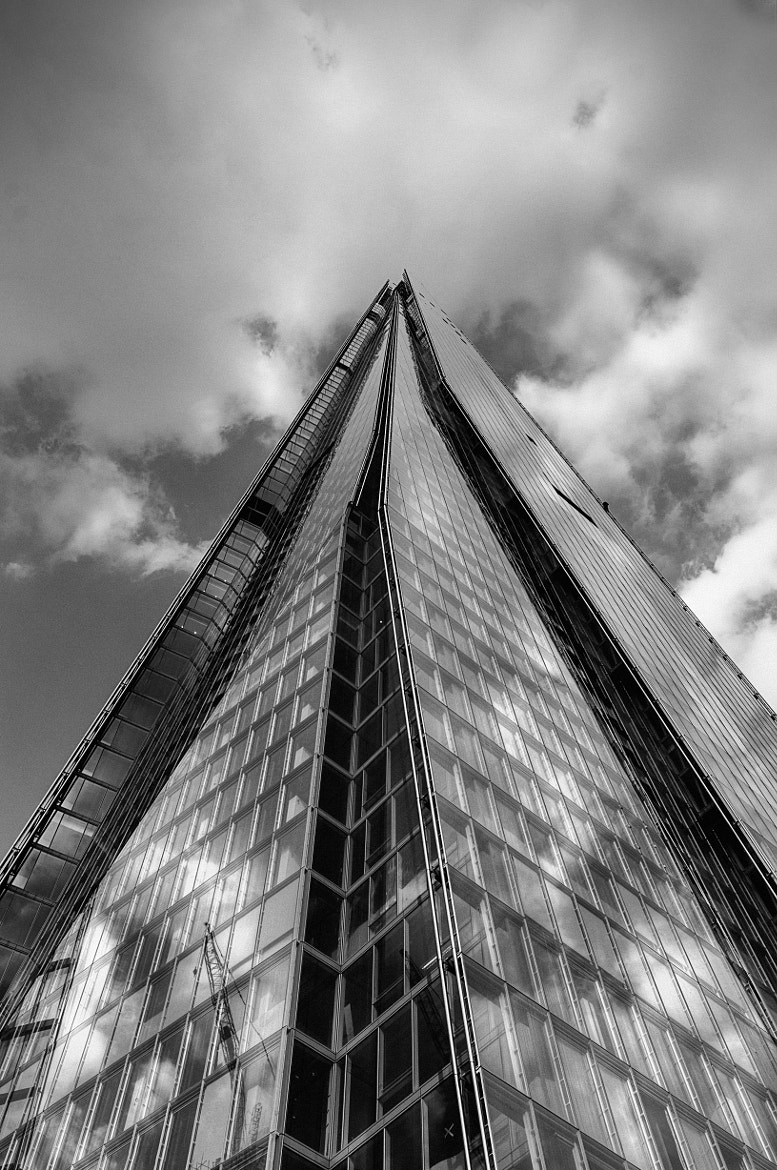 Photograph The Shard by Andy Kirby on 500px