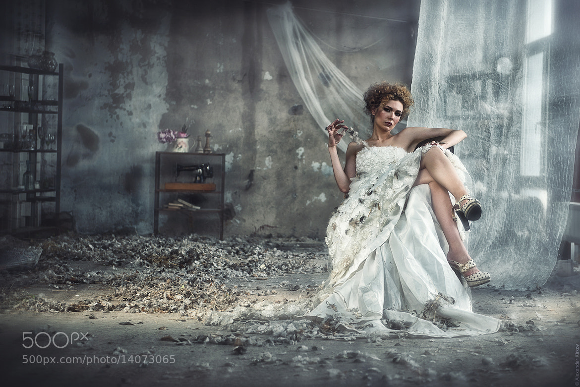 Photograph Julia by Alexander Kirkov on 500px
