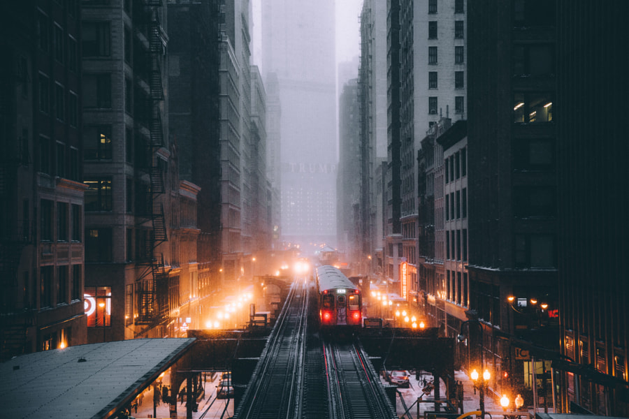 Chicago by Ryan Millier on 500px.com