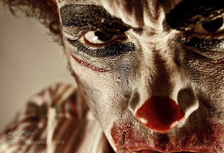 Photograph Circus Nightmare by Jessica Pinnell on 500px