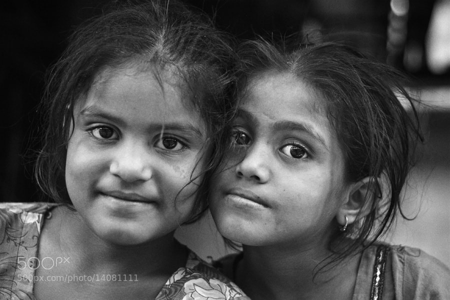 Photograph Portrait from India 9 by Zuhair Ahmad on 500px