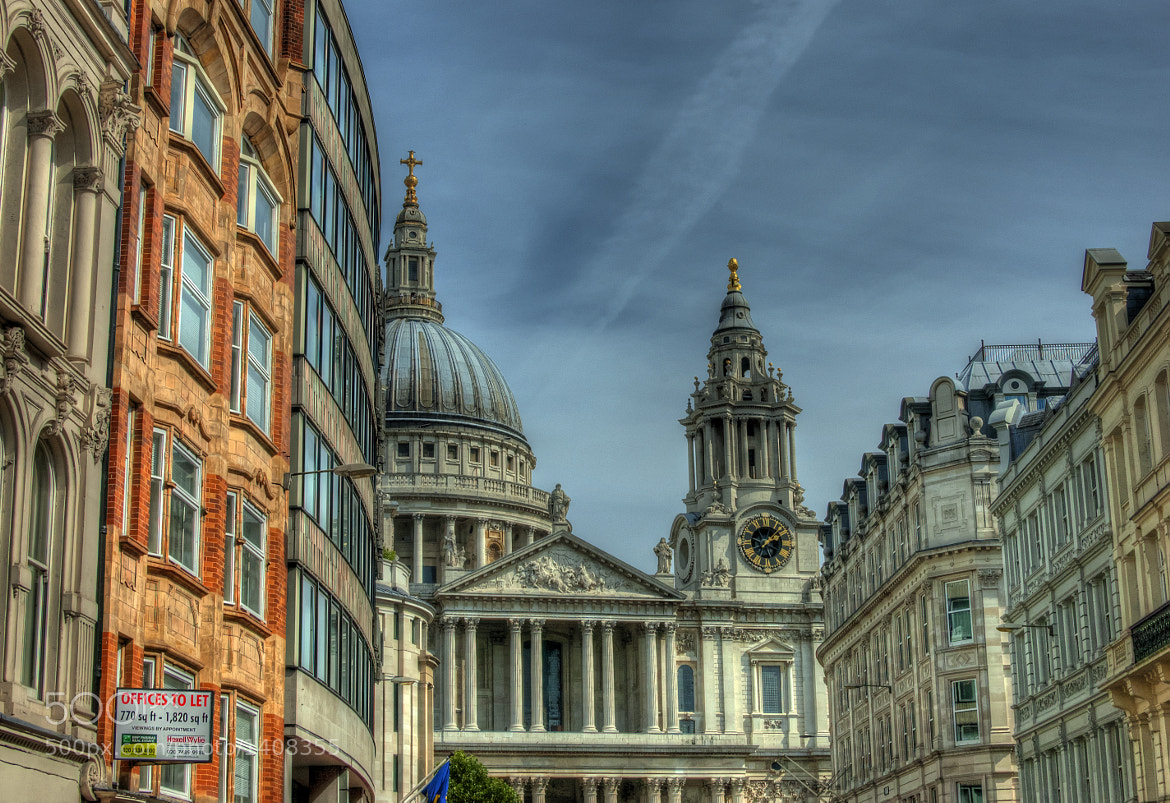 Photograph St. Paul's Cathedral by Robert Fretwell on 500px