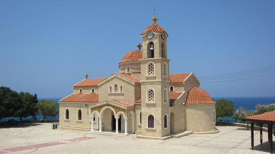 the Orthodox Church, Cyprus, Canon IXY 30S
