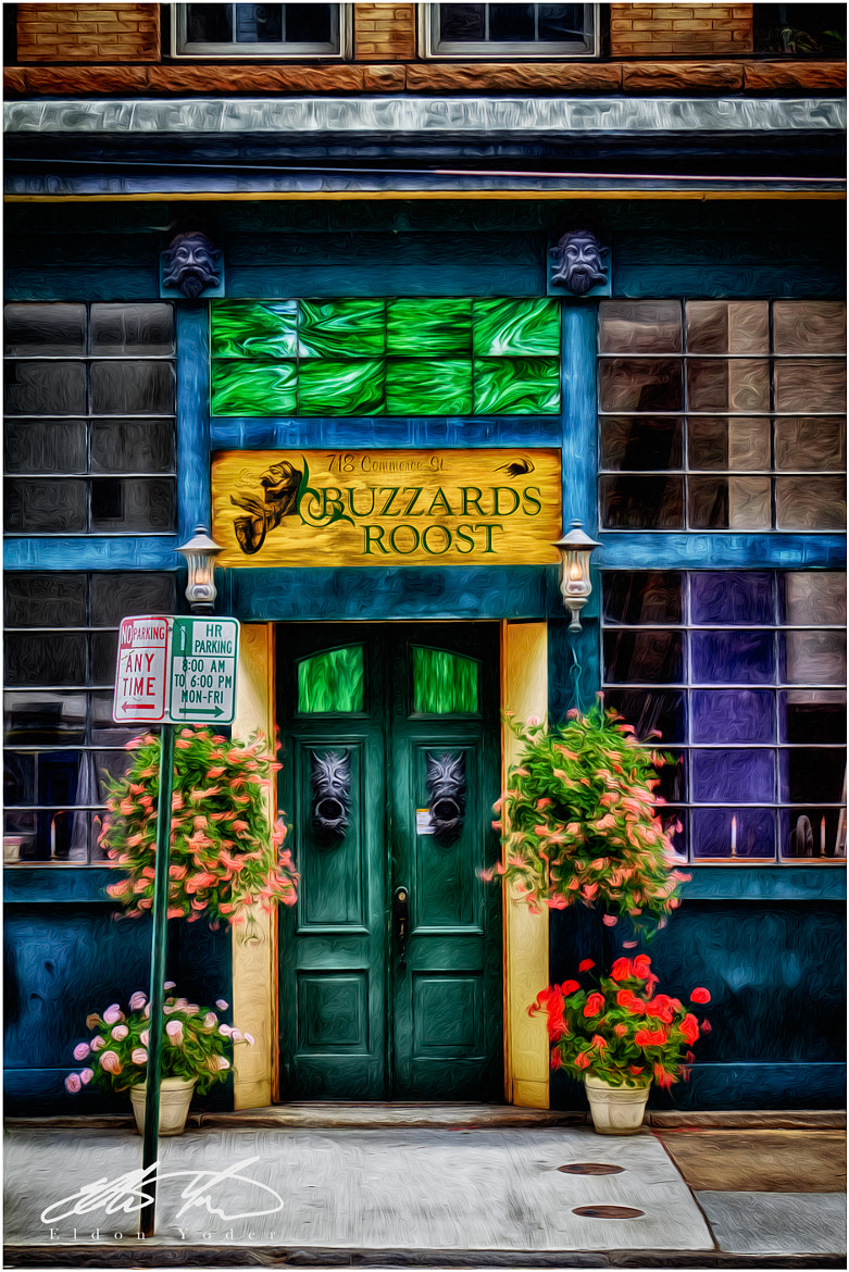 Photograph 718 Commerce - Buzzards Roost by Eldon Yoder on 500px