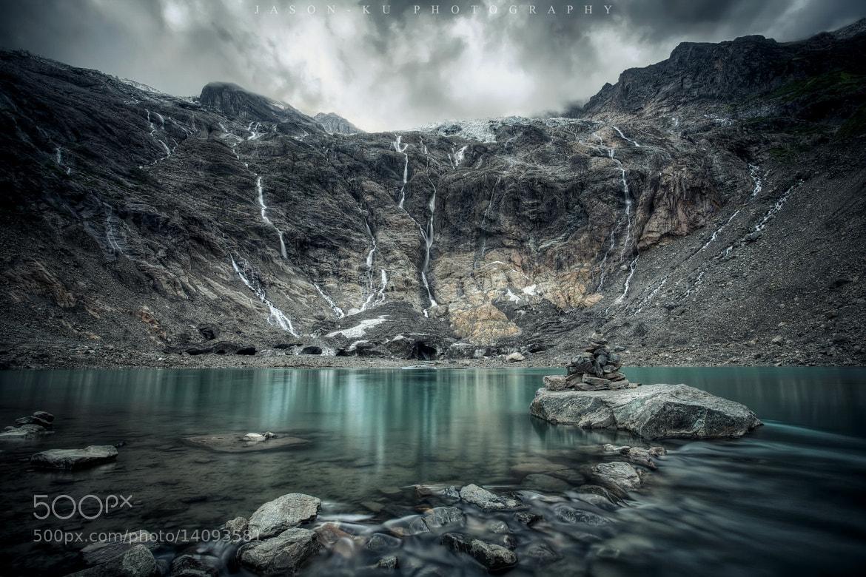 Photograph Ice Lake by JASON -KU on 500px