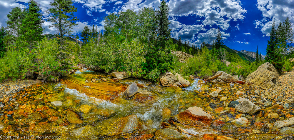 Photograph Little Cottonwood Stream  by Clinton Melander on 500px