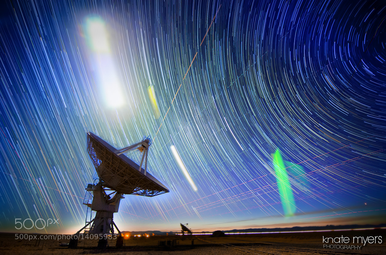 Photograph Starry Night by Knate Myers on 500px