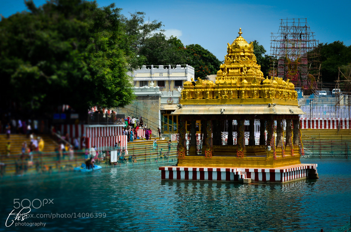 Photograph Tirumala Pushkarani || Incredible India  by Prakash Yalamarthi on 500px