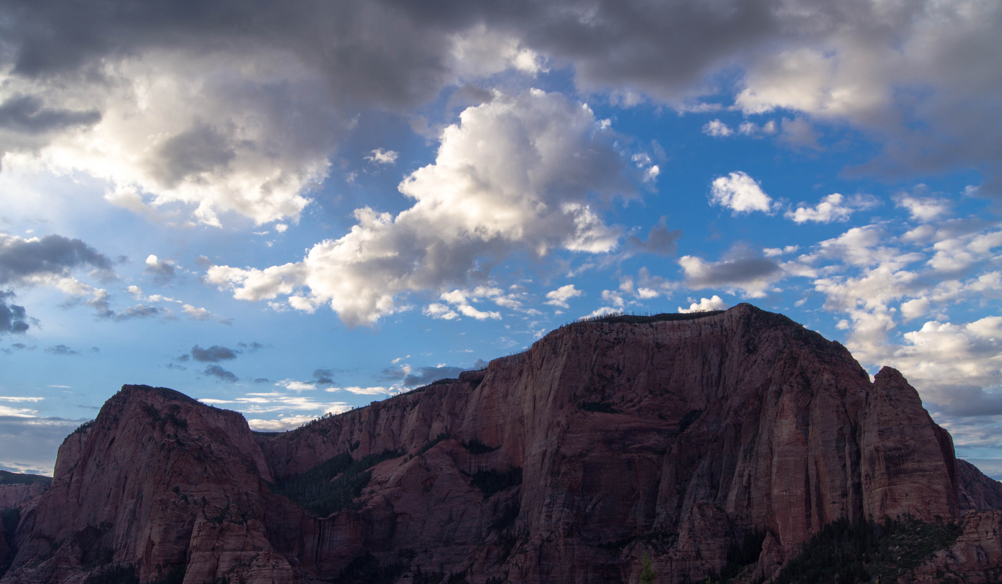 Photograph Kolob Canyon Sunrise by Erik Anderson on 500px