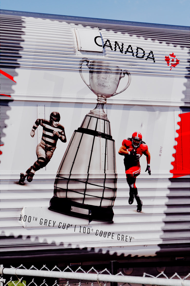 Photograph Grey Cup Stamped by Ron Palmer on 500px