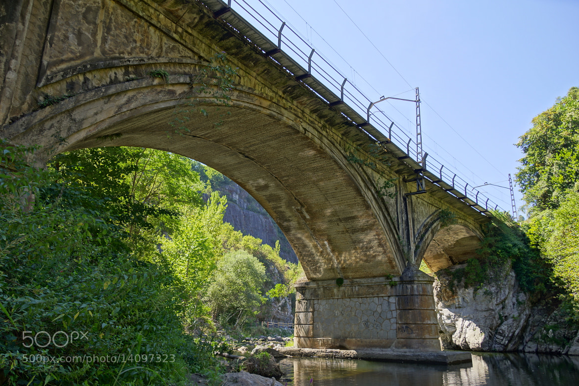 Photograph Viaducto by José Antonio Fontal Álvarez on 500px