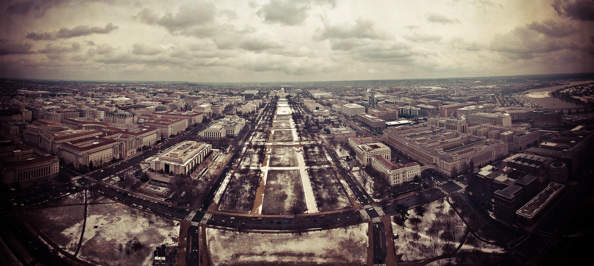 Photograph Washington Monument Stitch by Brendan Lilly on 500px
