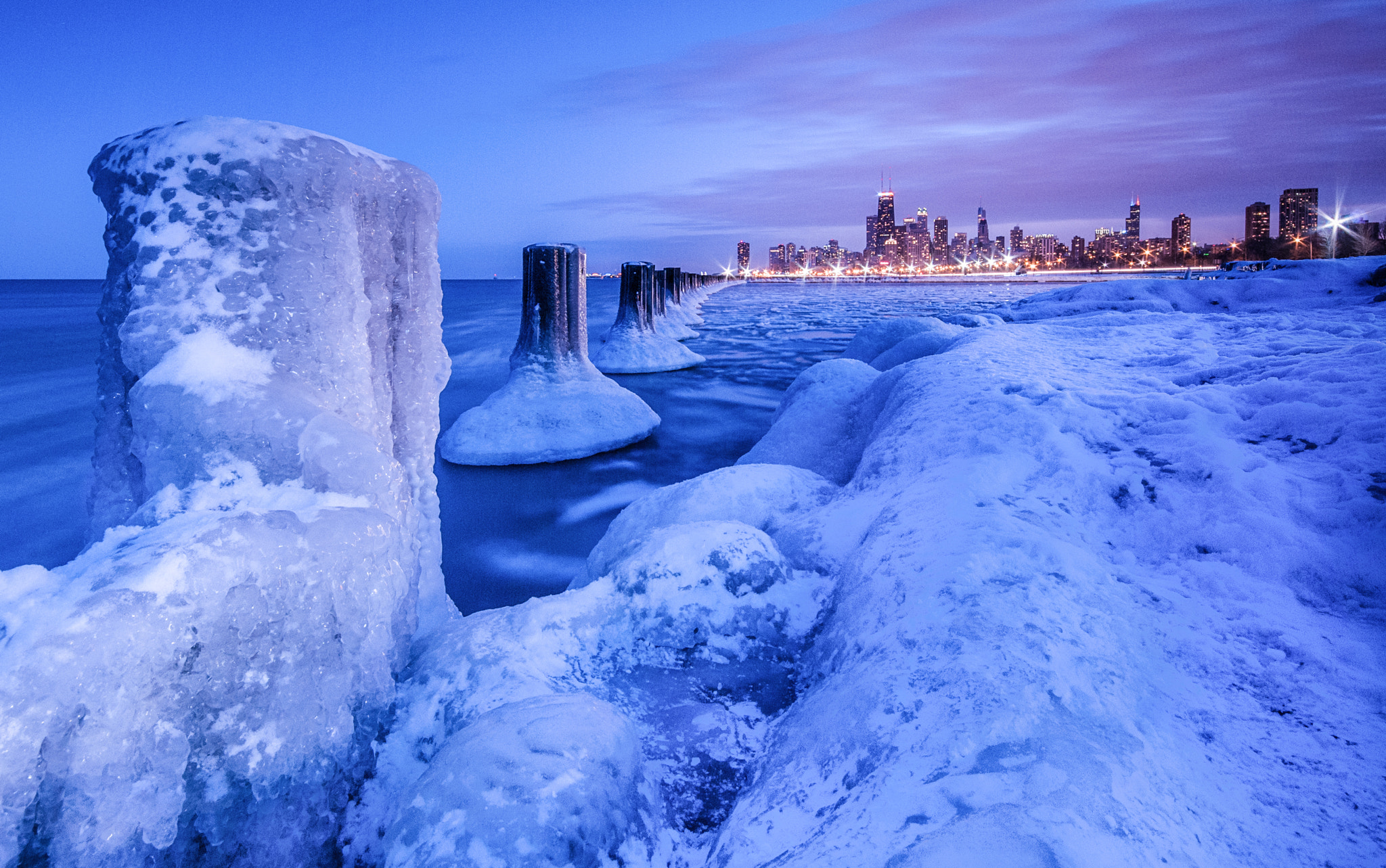 Photograph COLDTOWN CHICAGO by WilsonAxpe /  Scott Wilson on 500px