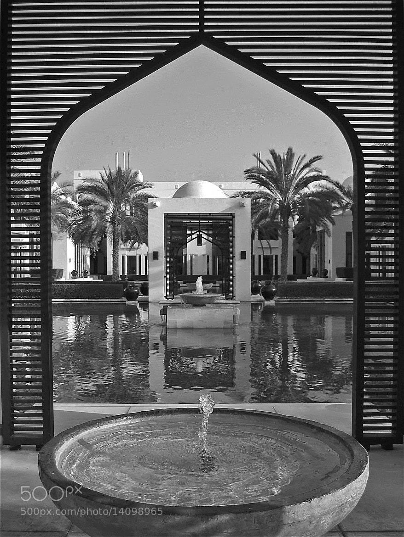 Photograph Chedi's Fountain of Symmetry by tim birin de do pingue on 500px