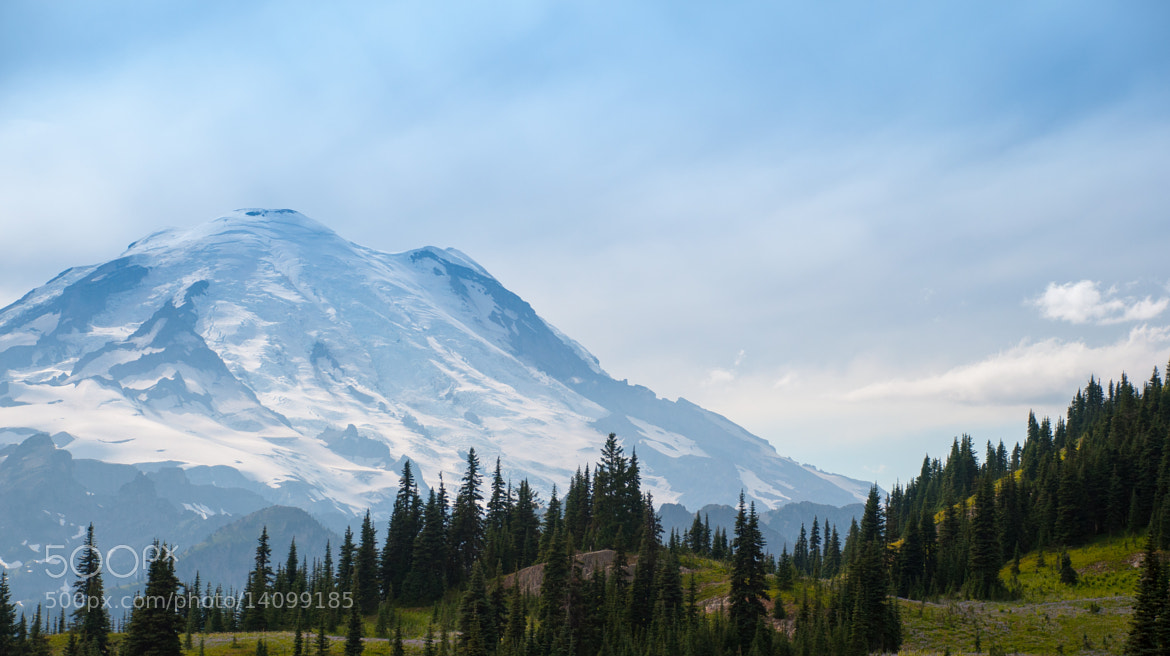 Photograph Rainier by Jeff Carlson on 500px