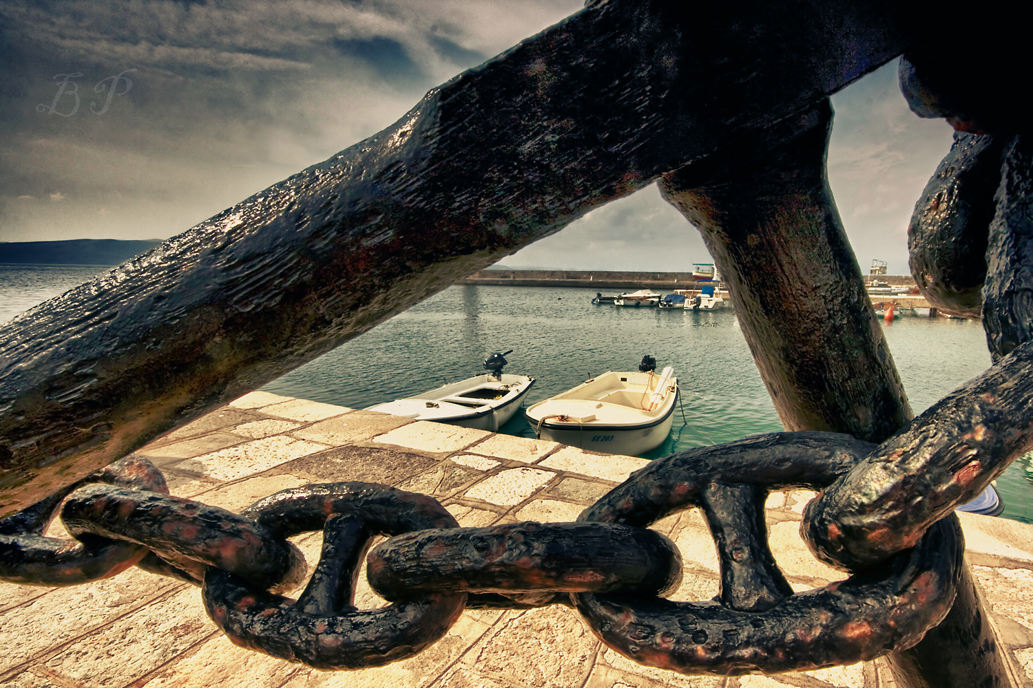 Photograph Anchor by Petra Balla on 500px