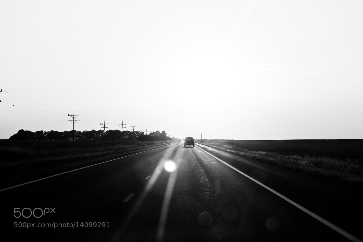 Photograph Open Road by Brendan Lilly on 500px