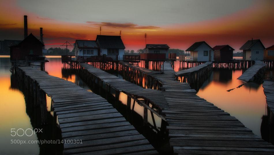 Photograph Waterworld by István Ponty on 500px