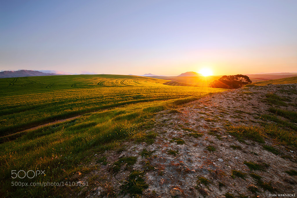 Photograph Farm life by Juan Wernecke on 500px