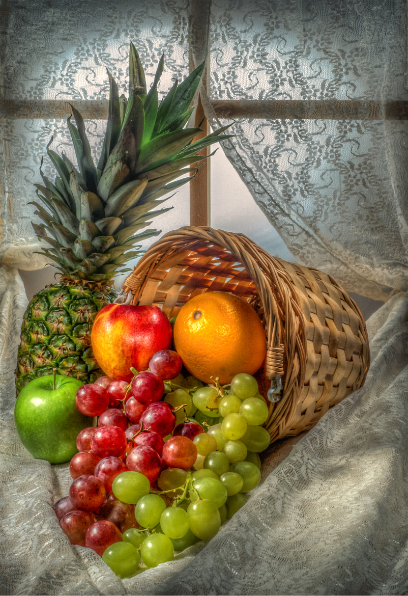 Photograph Fruit basket by abduaziz abdullh alroote on 500px