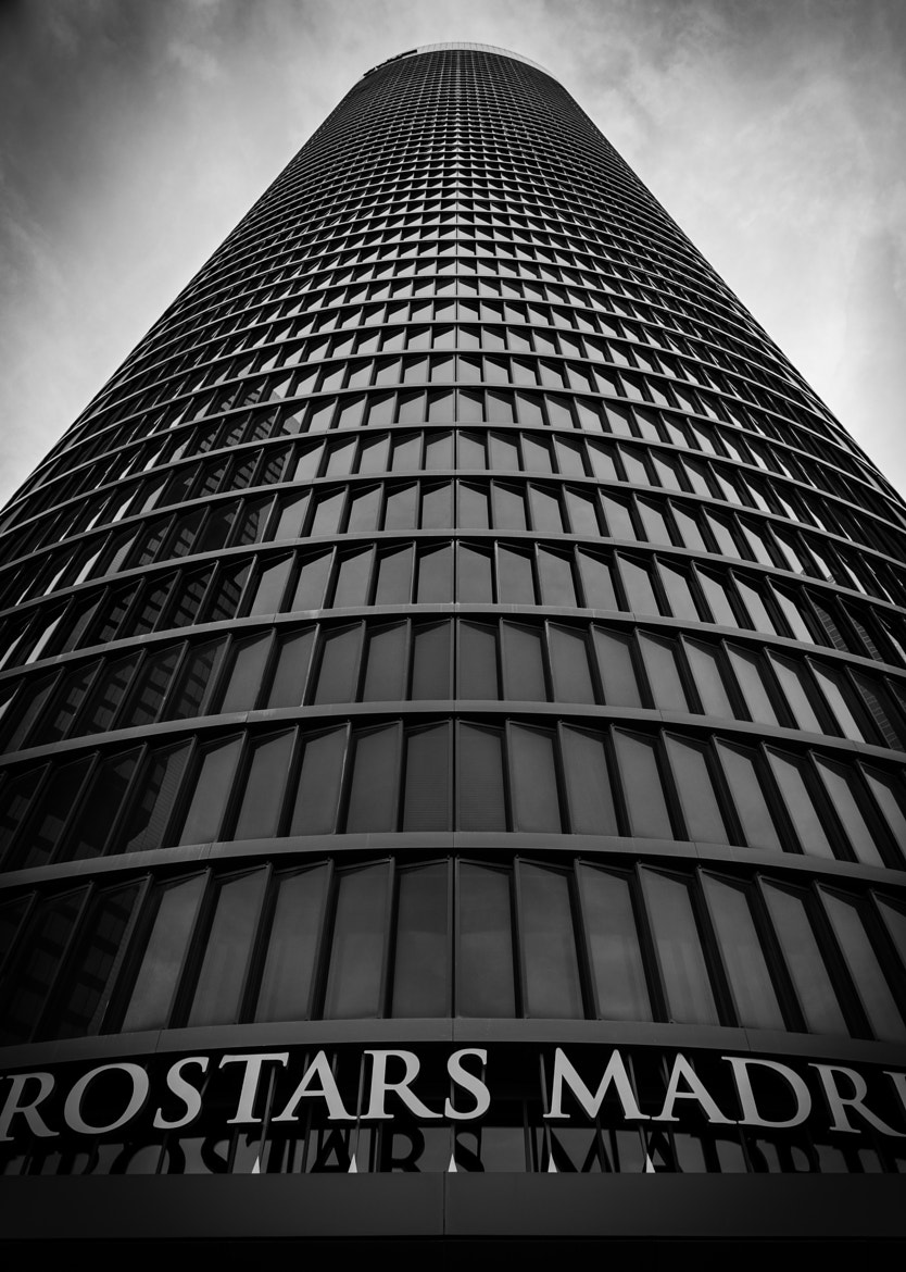 Photograph Four Towers by Enrico Maria Crisostomo on 500px