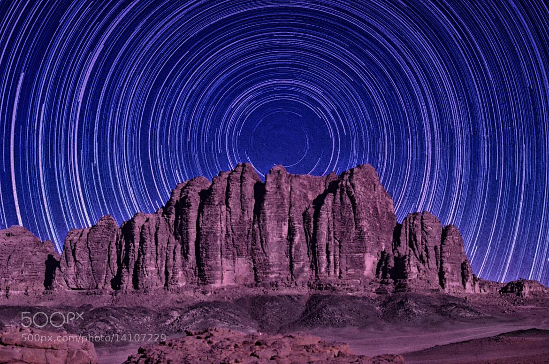 Photograph Rocky Universe! by jamil ghanayem on 500px