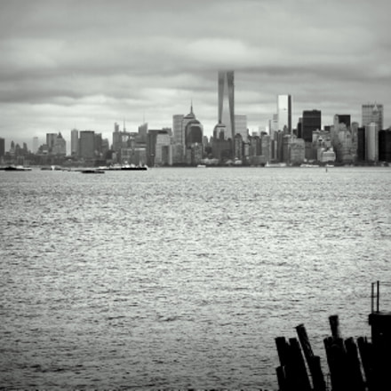 The New York city, Canon EOS 550D, Canon EF 135mm f/2.8 Soft