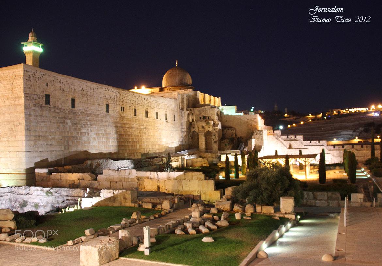 Photograph Jerusalem by Itamar Taoz on 500px