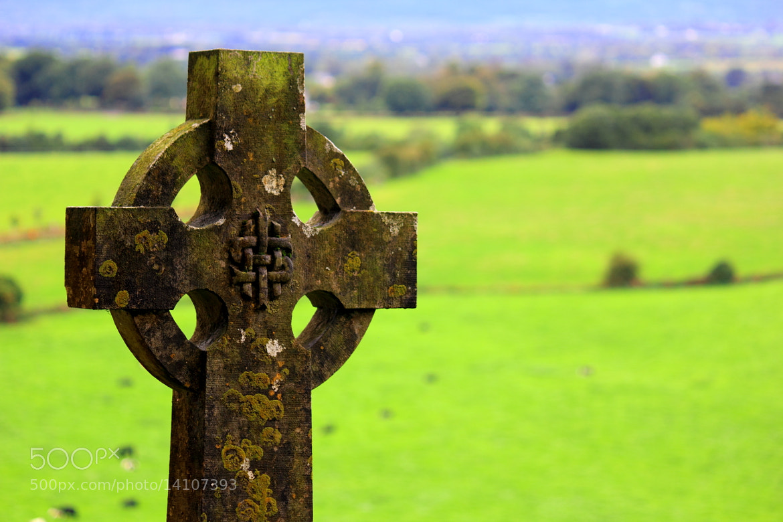 Photograph Írish Cross by Christoph Nissle on 500px