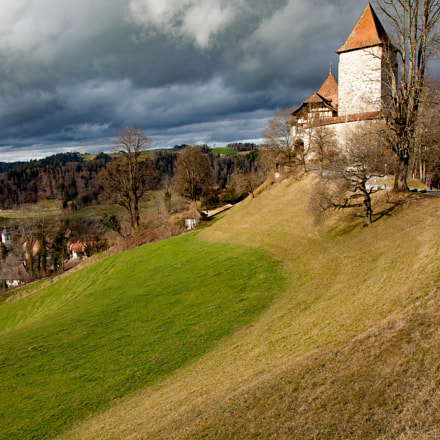 Trachselwald and its castle