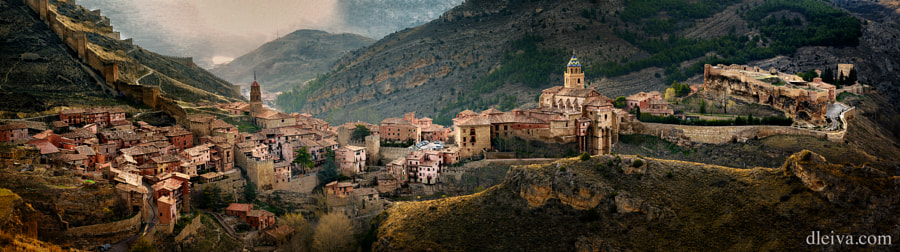 The Medieval Village of Albarracin, Teruel, Aragon by Domingo Leiva on 500px.com