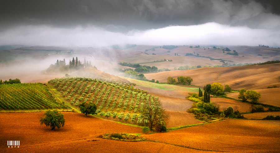 Tuscany by Richard  on 500px.com
