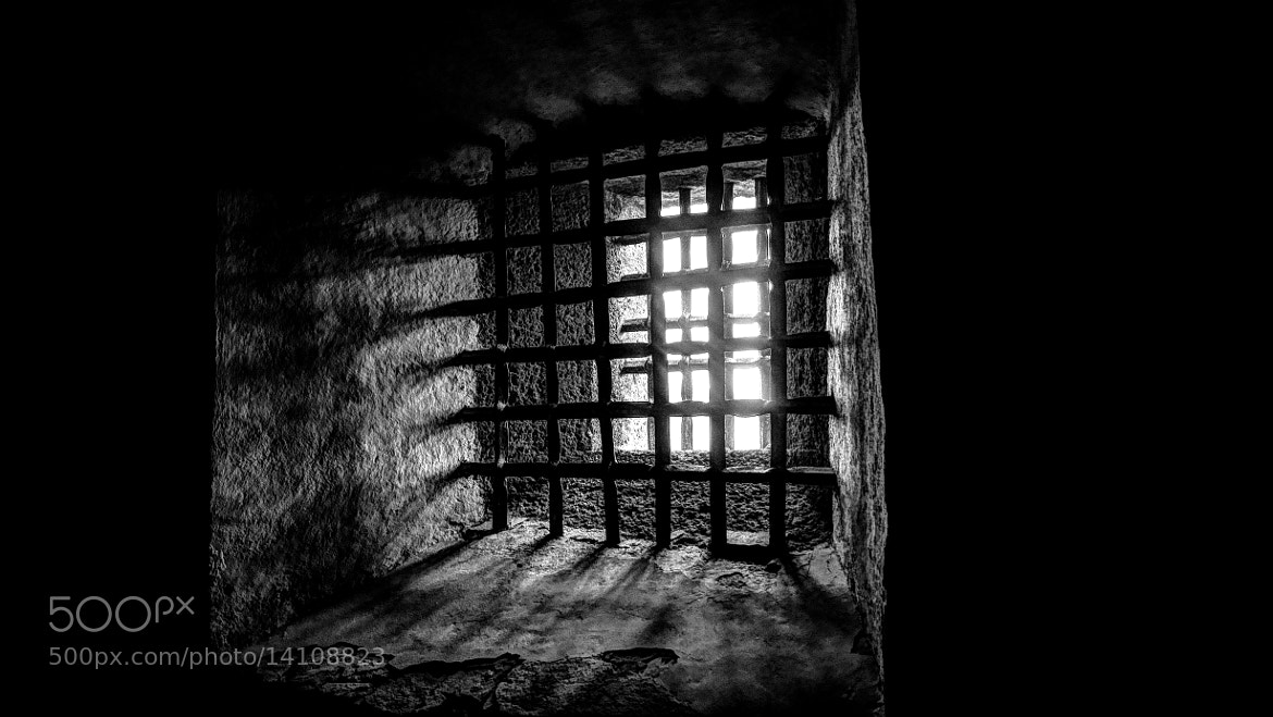 Photograph rOcK PrIsOn ... by Mohammed Abdo on 500px