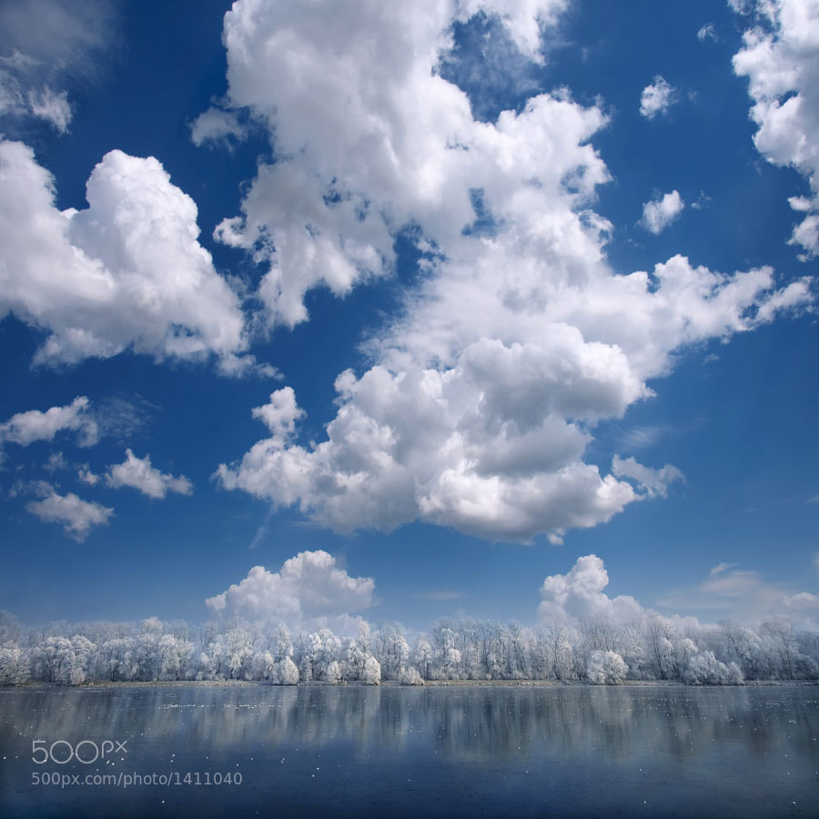 Photograph Cotton Sky by Philippe Sainte-Laudy on 500px
