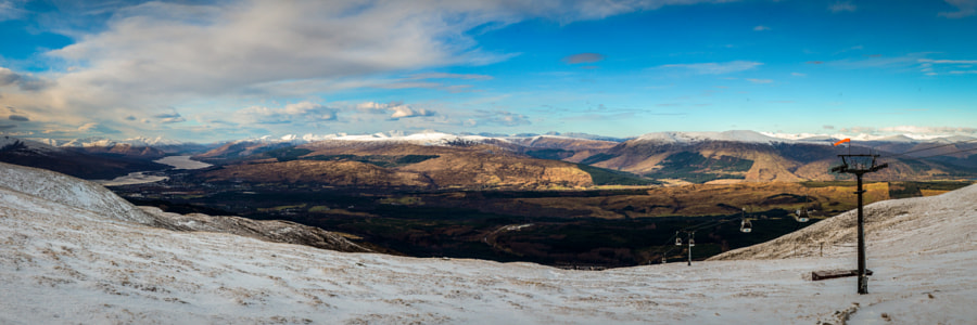 Aonach Mor Viewpoint by Michael Mullan on 500px.com