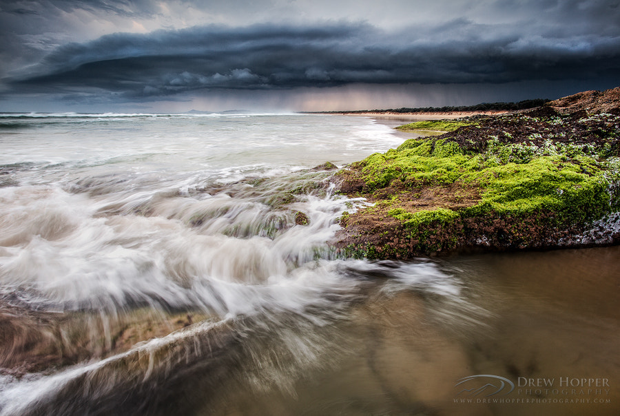 Photograph Infuriated Coastline by Drew Hopper on 500px