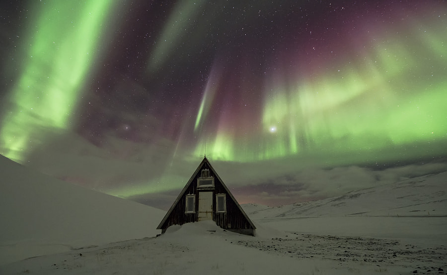 Aurora Borealis by Andreas Jones on 500px.com