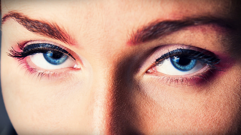 Photograph blue eyes by Feingeist Photography on 500px
