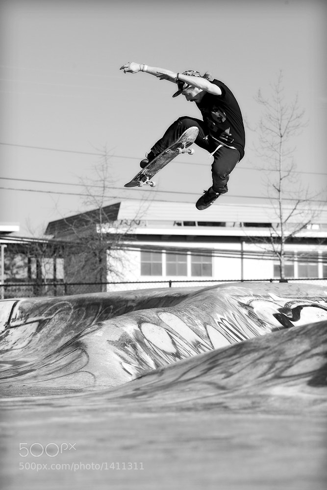 Photograph Kevin McGowan - 180 No Comply by Josh Powner on 500px