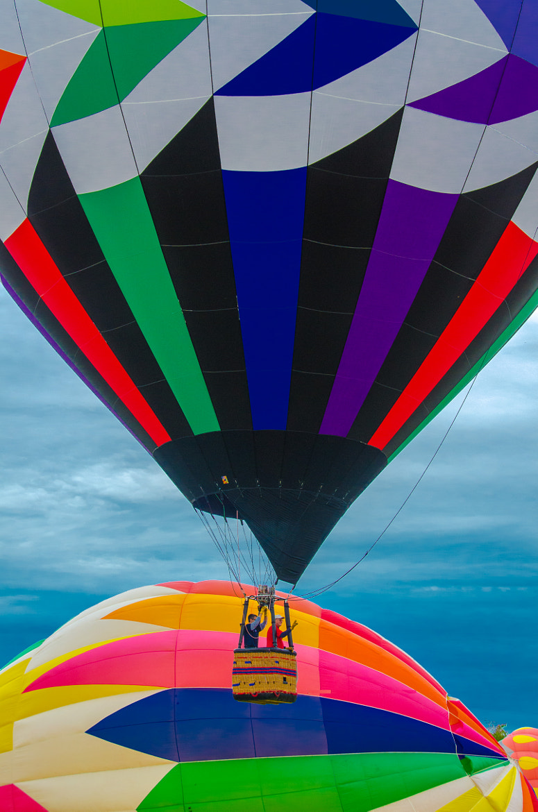 Photograph Take Off - What amazing Colors! by Nirvi STL on 500px