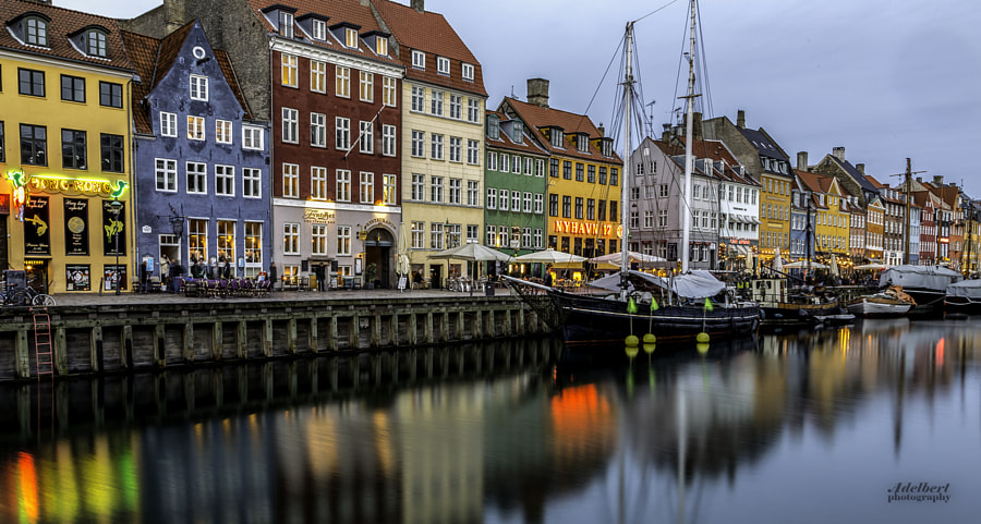 Wonderful Copenhagen by Adelbert Ellingsgaard on 500px.com