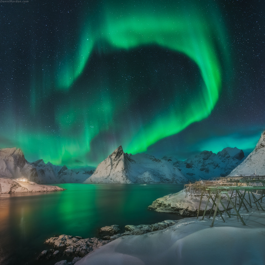 Aurora question (2) by Daniel Kordan on 500px.com